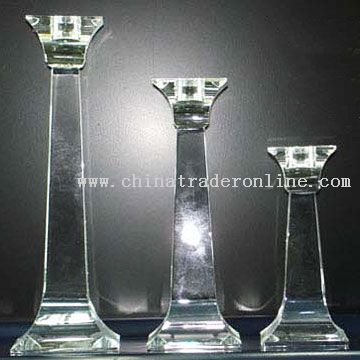 Crystal Candle Holders from China