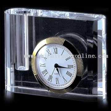 Crystal Clock from China