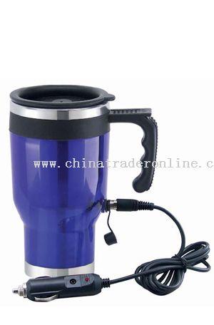 Electronic Heated Auto Mug