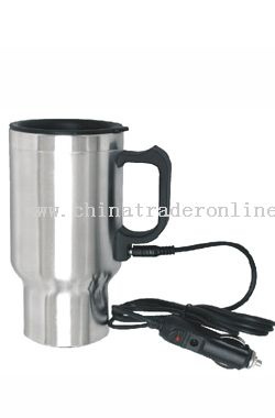 Electronic Heated Auto Mug