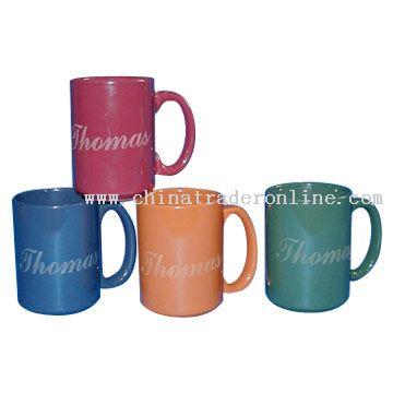 Imprinted Ceramic Mugs