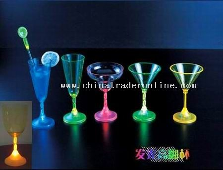 Flash Goblet for wine from China