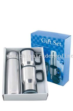 Gift Set Cup and Bottle