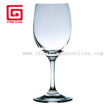 Lead-Free Crystal Glassware