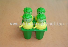 children head popsicle model
