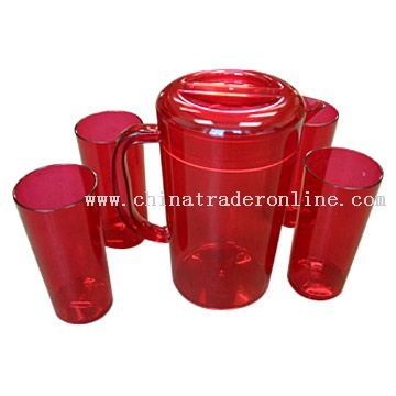 Mugs and Kettle