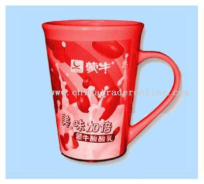 Plastic Talking Mug