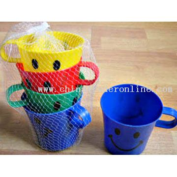 Smiling Cups