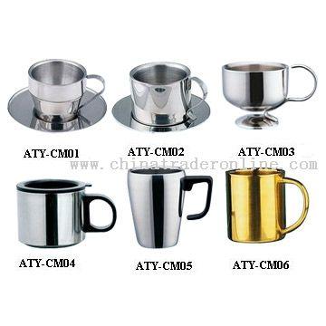 Coffee Pots And Mugs