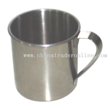 Stainless Steel Cup from China
