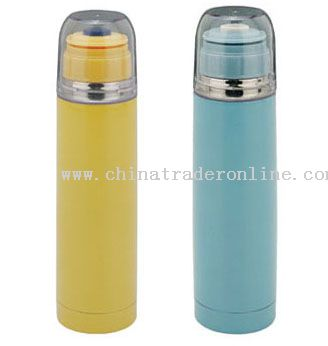 S/S Colour Flask