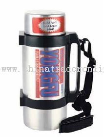 Vacuum Travel Pot