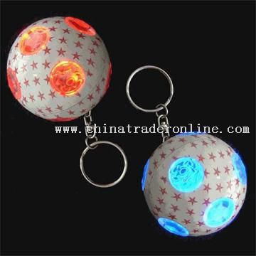 disco keychain ball from China