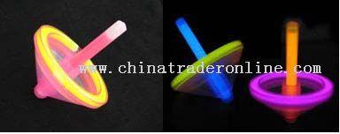 glow spinner