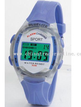 EL Multi-functional Watch