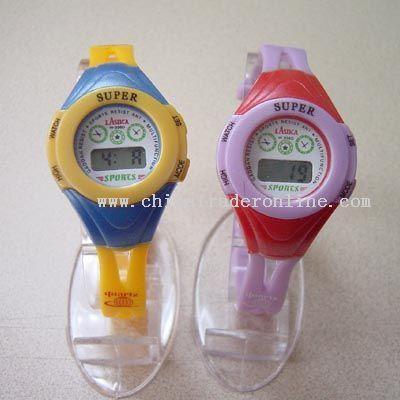 EL Simple functional Watch