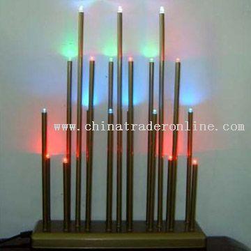Pyramid LED Lighting