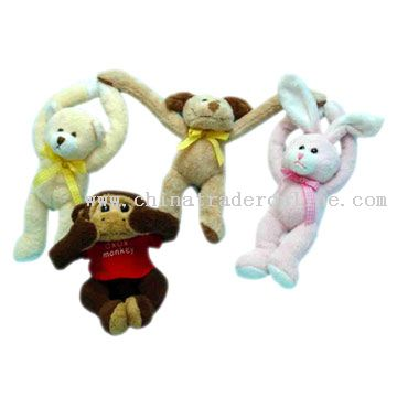Plush Toys With Magnets