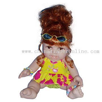 Summer Girl Vinyl Baby