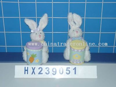 hare holding box 2/s