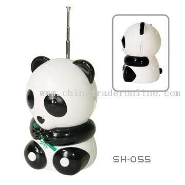 Cute Panda Radio