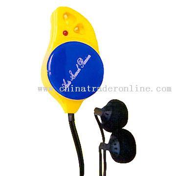 Mini FM Scan Radio