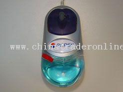 scroll aqua mouse