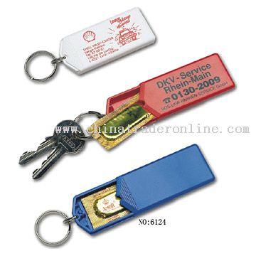 Key Ring Safe Box