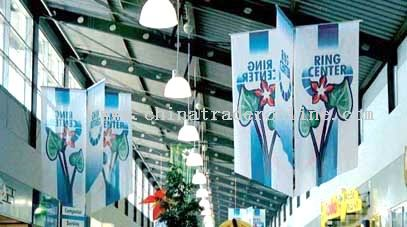 Advertising banners (Indoor)