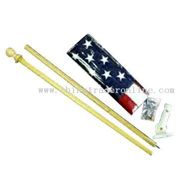 Flag Poles from China