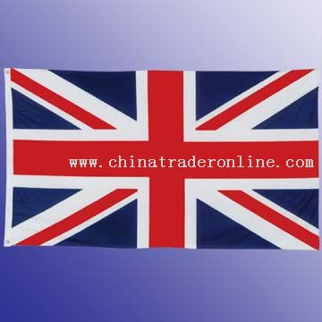 High Quality, Knitted Polyester Flag, Canvas Header And 2 Brass Grommets, 3 x5, 4 x 6