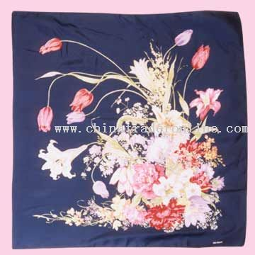 High quality 100% silk scraf