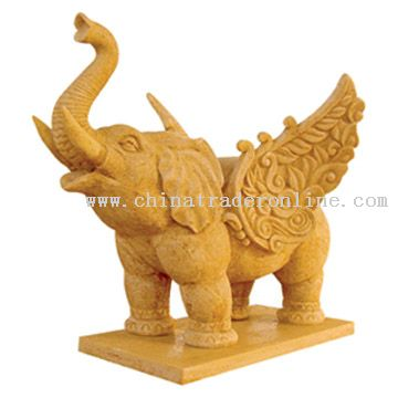 Decorative Flying Elephant