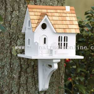 Cottage Birdhouse from China