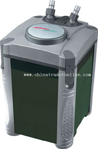External filter from China