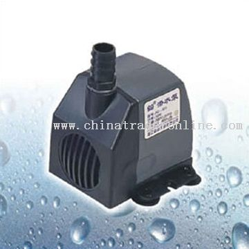 Multi Function Submersible Pump