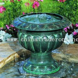 Classic Urn Pond Fountain