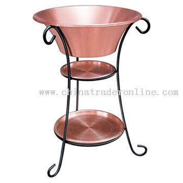 Copper Drink Stand