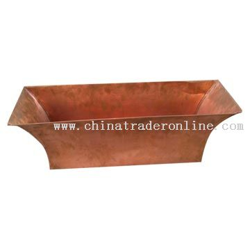Copper Planter