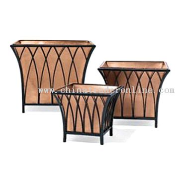 Copper Planters from China