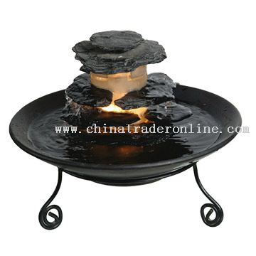 Miniature Garden Fengshui Table Fountain