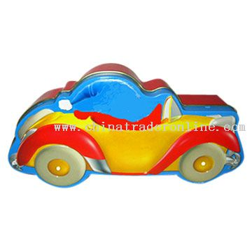 Car Shape Tin Toy from China