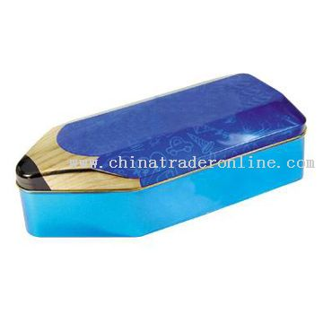 Pencil Box Tin from China
