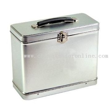 Square Tin Can