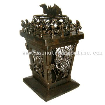 Halloween Candle Holder from China
