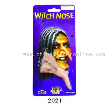 Halloween Witch Nose from China