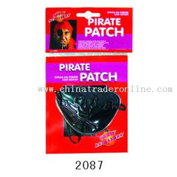 Pirate Patch from China
