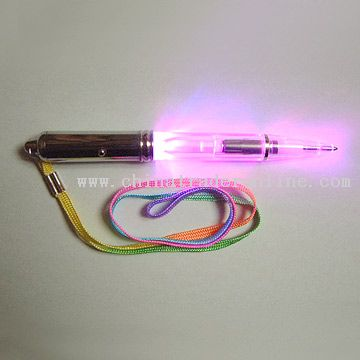 7 Color LED Light Ballpoint Pen