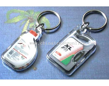 Acry Keychains from China