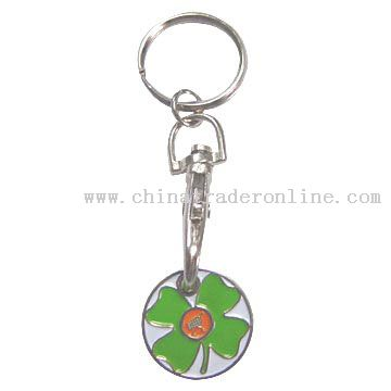 Coin Keychain from China